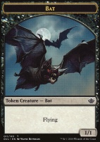 Duel Decks: Anthology: Bat Token (Garruk vs Liliana)