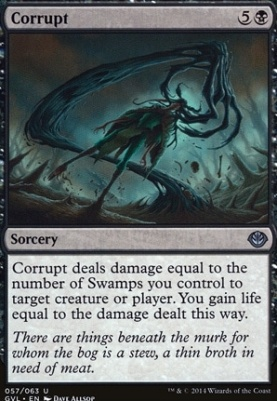 Duel Decks: Anthology: Corrupt (Garruk vs Liliana)