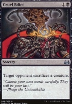 Duel Decks: Anthology: Cruel Edict (Divine vs Demonic)