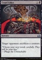 Duel Decks: Anthology: Cruel Edict (Divine vs Demonic)