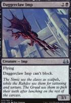 Duel Decks: Anthology: Daggerclaw Imp (Divine vs Demonic)