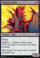 Duel Decks: Anthology: Demon's Jester (Divine vs Demonic)