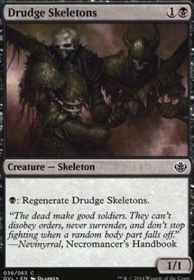 Duel Decks: Anthology: Drudge Skeletons (Garruk vs Liliana)