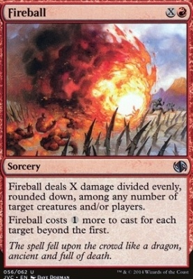 Duel Decks: Anthology: Fireball (Jace vs Chandra)