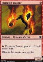 Duel Decks: Anthology: Flamekin Brawler (Jace vs Chandra)