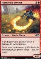 Duel Decks: Anthology: Flamewave Invoker (Elves vs Goblins)