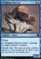 Duel Decks: Anthology: Fledgling Mawcor (Jace vs Chandra)