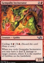 Duel Decks: Anthology: Gempalm Incinerator (Elves vs Goblins)