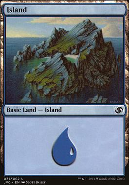 Duel Decks: Anthology: Island (Jace vs Chandra 31 B)