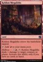 Duel Decks: Anthology: Keldon Megaliths (Jace vs Chandra)