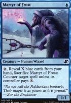 Duel Decks: Anthology: Martyr of Frost (Jace vs Chandra)