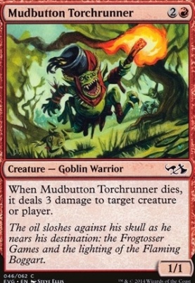 Duel Decks: Anthology: Mudbutton Torchrunner (Elves vs Goblins)
