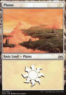 Duel Decks: Anthology: Plains (Divine vs Demonic 27 B)