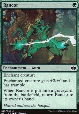 Duel Decks: Anthology: Rancor (Garruk vs Liliana)