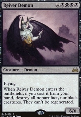 Duel Decks: Anthology: Reiver Demon (Divine vs Demonic)