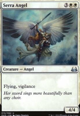 Duel Decks: Anthology: Serra Angel (Divine vs Demonic)