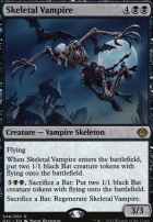 Duel Decks: Anthology: Skeletal Vampire (Garruk vs Liliana)