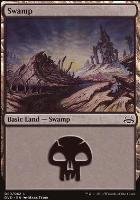 Duel Decks: Anthology: Swamp (Divine vs Demonic 59 A)