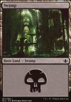 Duel Decks: Anthology: Swamp (Garruk vs Liliana 60 A)