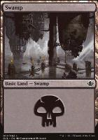 Duel Decks: Anthology: Swamp (Garruk vs Liliana 61 B)