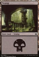 Duel Decks: Anthology: Swamp (Garruk vs Liliana 63 D)