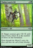 Duel Decks: Anthology: Timberwatch Elf (Elves vs Goblins)