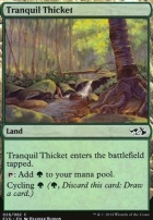 Duel Decks: Anthology: Tranquil Thicket (Elves vs Goblins)