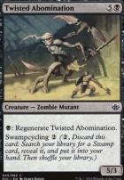 Duel Decks: Anthology: Twisted Abomination (Garruk vs Liliana)