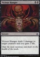 Duel Decks: Anthology: Vicious Hunger (Garruk vs Liliana)