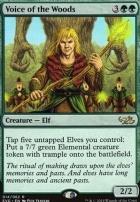 Duel Decks: Anthology: Voice of the Woods (Elves vs Goblins)