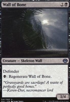 Duel Decks: Anthology: Wall of Bone (Garruk vs Liliana)