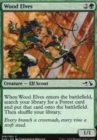 Duel Decks: Anthology: Wood Elves (Elves vs Goblins)