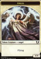 Duel Decks: Blessed Vs. Cursed: Angel Token
