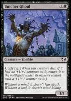 Duel Decks: Blessed Vs. Cursed: Butcher Ghoul