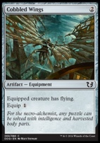 Duel Decks: Blessed Vs. Cursed: Cobbled Wings