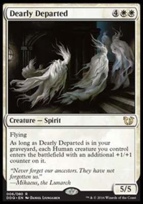 Duel Decks: Blessed Vs. Cursed: Dearly Departed