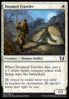 Duel Decks: Blessed Vs. Cursed: Doomed Traveler