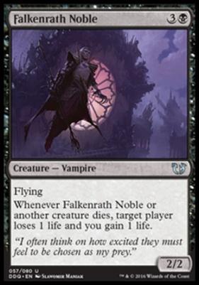 Duel Decks: Blessed Vs. Cursed: Falkenrath Noble
