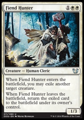 Duel Decks: Blessed Vs. Cursed: Fiend Hunter