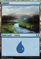 Duel Decks: Blessed Vs. Cursed: Island (37 C)