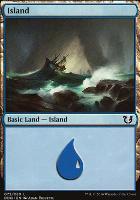 Duel Decks: Blessed Vs. Cursed: Island (72 E)