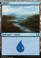 Duel Decks: Blessed Vs. Cursed: Island (73 F)
