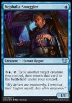 Duel Decks: Blessed Vs. Cursed: Nephalia Smuggler