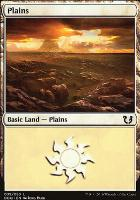 Duel Decks: Blessed Vs. Cursed: Plains (39 B)