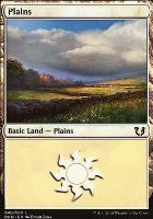 Duel Decks: Blessed Vs. Cursed: Plains (40 C)