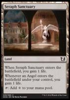 Duel Decks: Blessed Vs. Cursed: Seraph Sanctuary