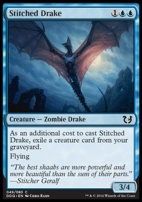 Duel Decks: Blessed Vs. Cursed: Stitched Drake