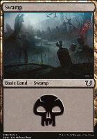 Duel Decks: Blessed Vs. Cursed: Swamp (76 C)