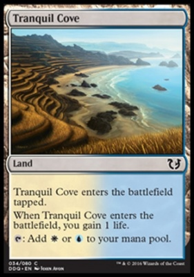 Duel Decks: Blessed Vs. Cursed: Tranquil Cove