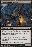 Duel Decks: Divine vs Demonic: Abyssal Gatekeeper